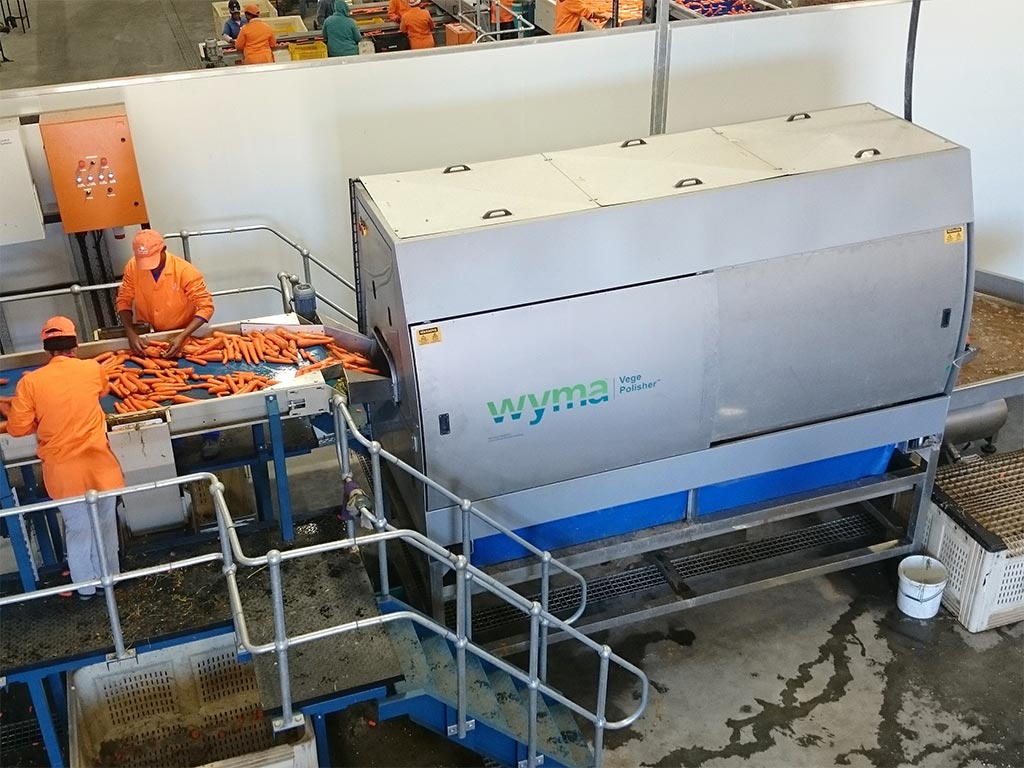 Wyma Vege-Polisher