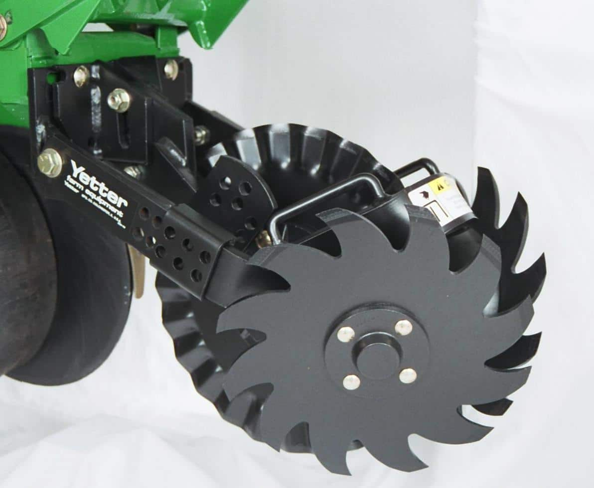 Carrotech Purpose Built Planters To Meet The Farmers Needs